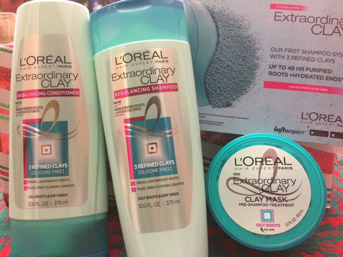 Product Review: L'Oreal Extraordinary Clay