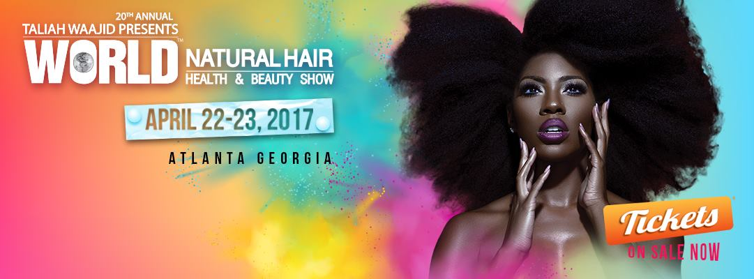 Event Recap: World Natural Hair Health & Beauty Show With @CamilleRoseNaturals in Atlanta, GA