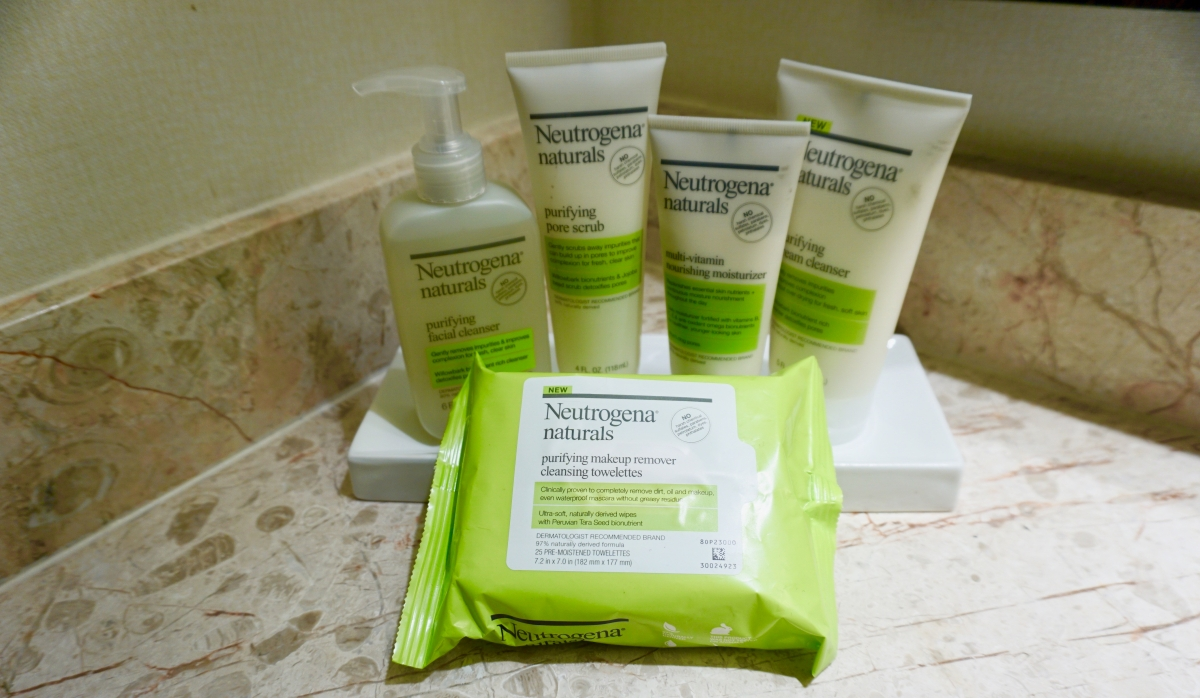 Neutrogena Naturals | Product Review